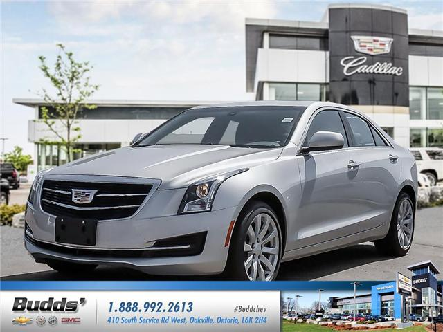 2018 Cadillac ATS 2.0L Turbo Base (Stk: AT8065P) in Oakville - Image 1 of 25