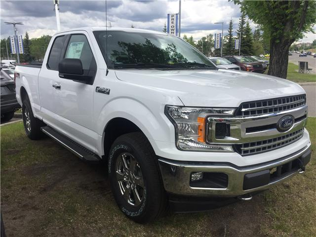 2018 Ford F-150 XLT (Stk: J-1106) in Calgary - Image 1 of 5