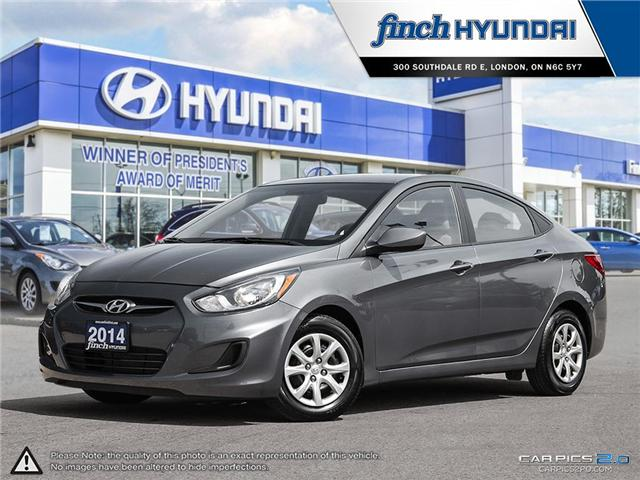 2014 Hyundai Accent GLS (Stk: 81676) in London - Image 1 of 26