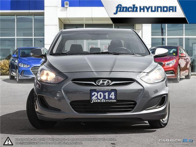 2014 Hyundai Accent GLS (Stk: 81676) in London - Image 2 of 26