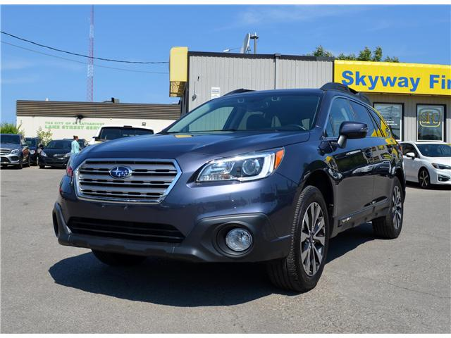 2015 Subaru Outback 2.5i Limited Package (Stk: Z1356) in St.Catharines - Image 1 of 13