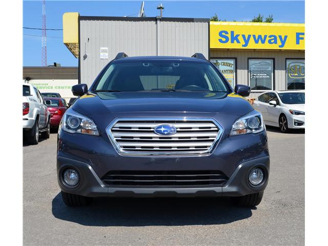 2015 Subaru Outback 2.5i Limited Package (Stk: Z1356) in St.Catharines - Image 3 of 13