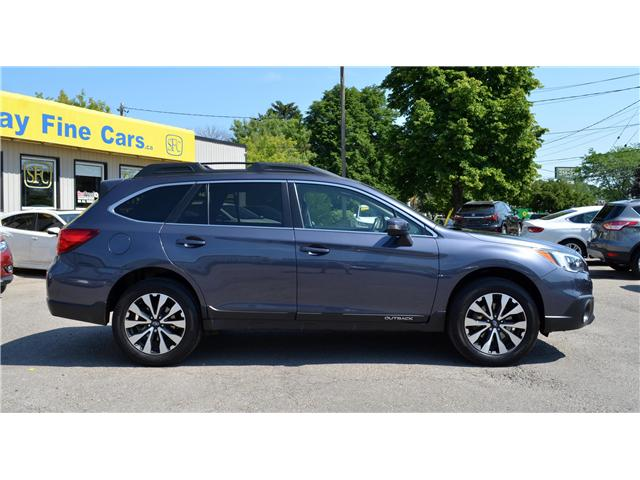 2015 Subaru Outback 2.5i Limited Package (Stk: Z1356) in St.Catharines - Image 4 of 13