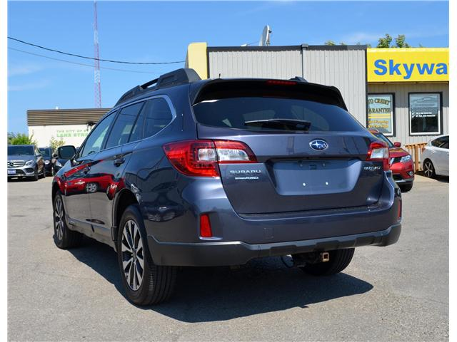 2015 Subaru Outback 2.5i Limited Package (Stk: Z1356) in St.Catharines - Image 5 of 13