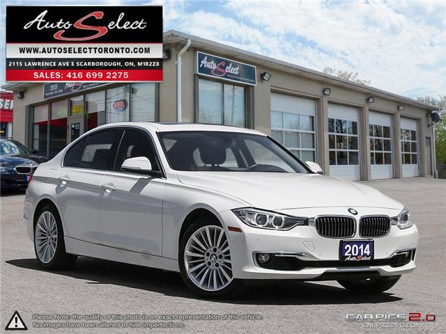 2014 BMW 328i xDrive (Stk: 14QWP812) in Scarborough - Image 1 of 28