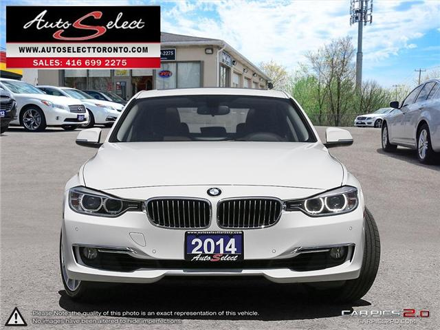 2014 BMW 328i xDrive (Stk: 14QWP812) in Scarborough - Image 2 of 28