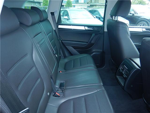 2014 Volkswagen Touareg 3.0 TDI Comfortline (Stk: GU004720A) in Surrey - Image 21 of 30