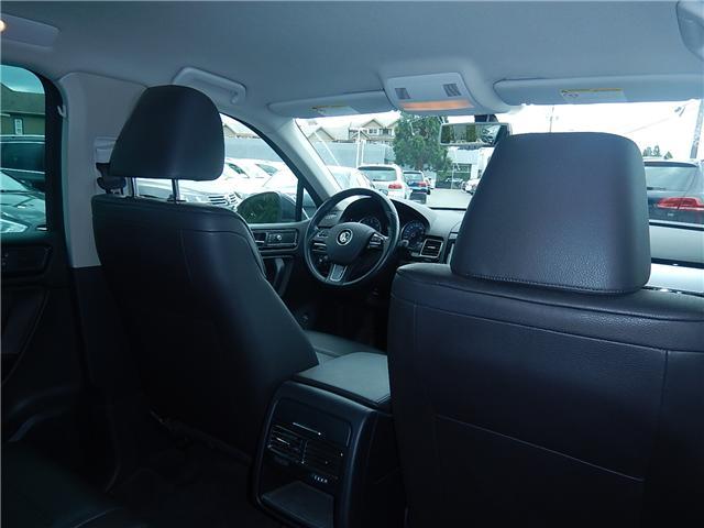 2014 Volkswagen Touareg 3.0 TDI Comfortline (Stk: GU004720A) in Surrey - Image 20 of 30