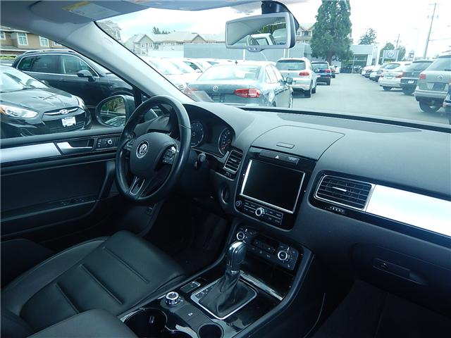 2014 Volkswagen Touareg 3.0 TDI Comfortline (Stk: GU004720A) in Surrey - Image 17 of 30