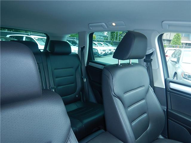 2014 Volkswagen Touareg 3.0 TDI Comfortline (Stk: GU004720A) in Surrey - Image 18 of 30