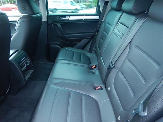 2014 Volkswagen Touareg 3.0 TDI Comfortline (Stk: GU004720A) in Surrey - Image 22 of 30