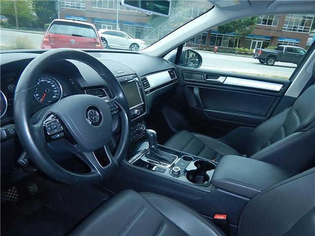 2014 Volkswagen Touareg 3.0 TDI Comfortline (Stk: GU004720A) in Surrey - Image 6 of 30