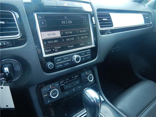 2014 Volkswagen Touareg 3.0 TDI Comfortline (Stk: GU004720A) in Surrey - Image 11 of 30