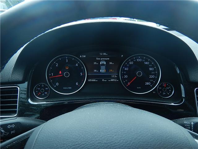 2014 Volkswagen Touareg 3.0 TDI Comfortline (Stk: GU004720A) in Surrey - Image 10 of 30
