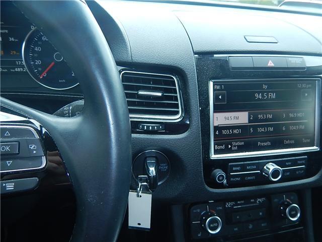 2014 Volkswagen Touareg 3.0 TDI Comfortline (Stk: GU004720A) in Surrey - Image 9 of 30