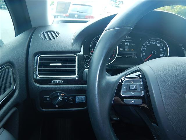2014 Volkswagen Touareg 3.0 TDI Comfortline (Stk: GU004720A) in Surrey - Image 8 of 30