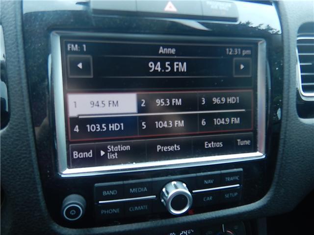2014 Volkswagen Touareg 3.0 TDI Comfortline (Stk: GU004720A) in Surrey - Image 12 of 30