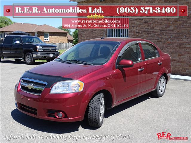 2011 Chevrolet Aveo LT (Stk: ) In Oshawa   Image 1 Of 11 ...