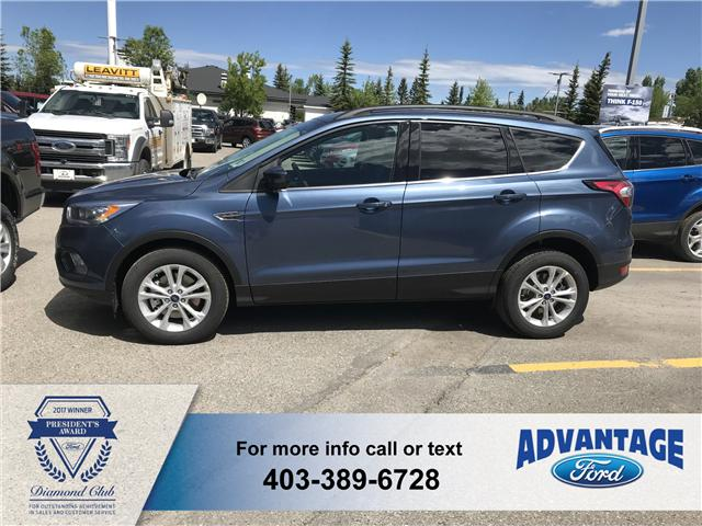 2018 Ford Escape SEL (Stk: J-744) in Calgary - Image 2 of 5
