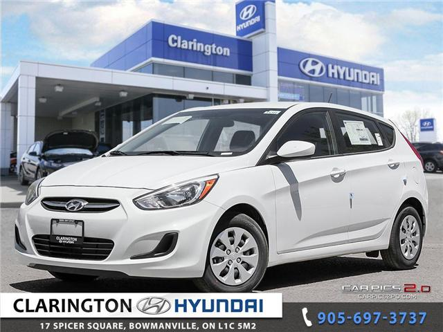 2017 Hyundai Accent L (Stk: 18262) in Clarington - Image 1 of 27