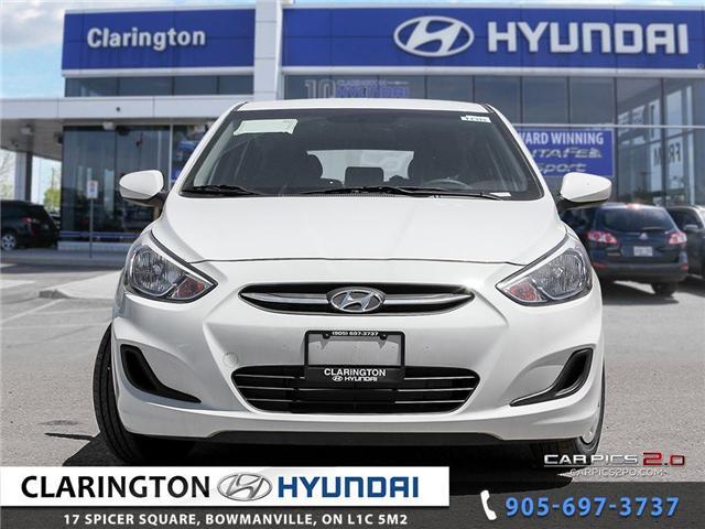 2017 Hyundai Accent L (Stk: 18262) in Clarington - Image 2 of 27