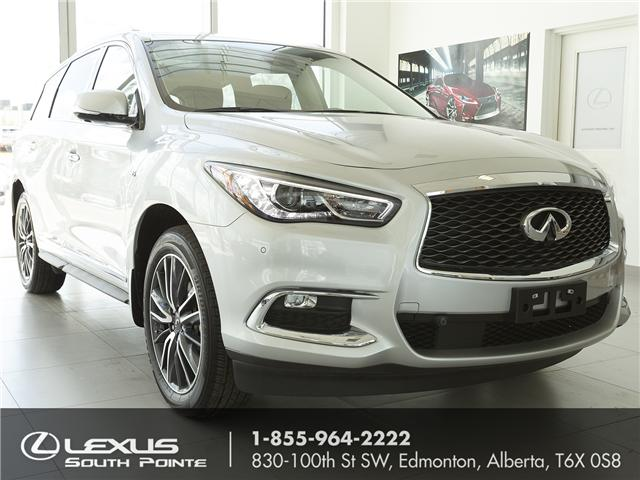 2017 Infiniti QX60 Base (Stk: LUB3950) in Edmonton - Image 1 of 23