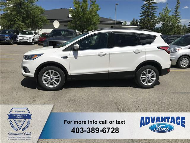 2018 Ford Escape SEL (Stk: J-796) in Calgary - Image 2 of 5