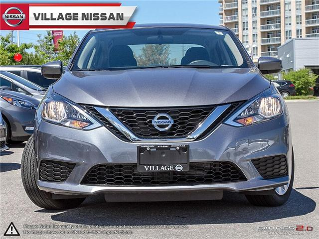 2017 Nissan Sentra 1.8 S (Stk: R70972) in Unionville - Image 2 of 27