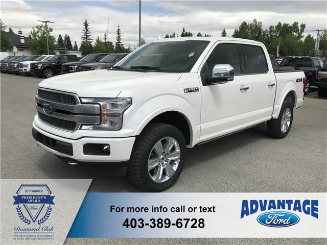 2018 Ford F-150 Platinum (Stk: J-200) in Calgary - Image 1 of 6