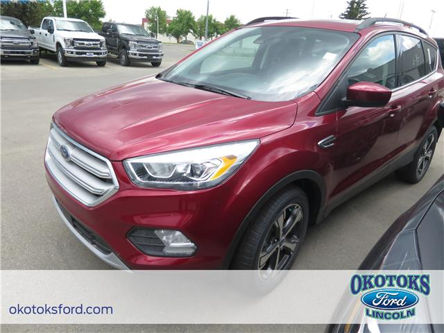 2018 Ford Escape SEL (Stk: JK-134) in Okotoks - Image 1 of 5
