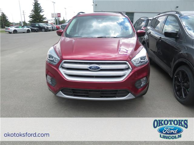 2018 Ford Escape SEL (Stk: JK-134) in Okotoks - Image 2 of 5