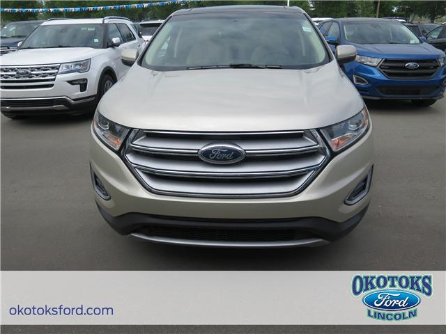 2018 Ford Edge SEL (Stk: JK-147) in Okotoks - Image 2 of 5