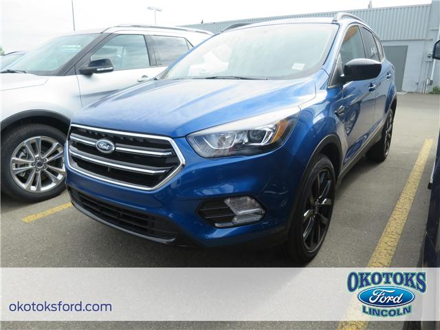 2018 Ford Escape SE (Stk: JK-352) in Okotoks - Image 1 of 5