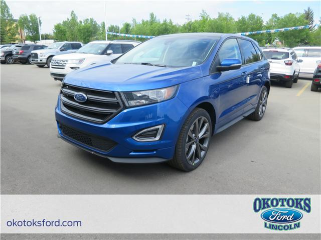 2018 Ford Edge Sport (Stk: JK-381) in Okotoks - Image 1 of 6