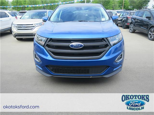 2018 Ford Edge Sport (Stk: JK-381) in Okotoks - Image 2 of 6