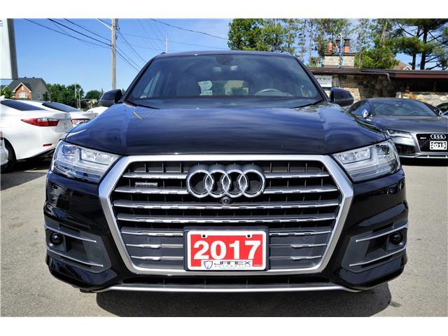 2017 Audi Q7 3.0T Technik (Stk: 18445) in Ottawa - Image 2 of 30