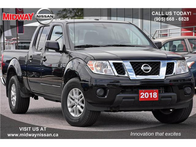 2018 Nissan Frontier SV (Stk: U1349) in Whitby - Image 1 of 21