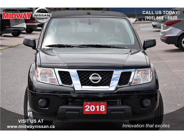 2018 Nissan Frontier SV (Stk: U1349) in Whitby - Image 2 of 21