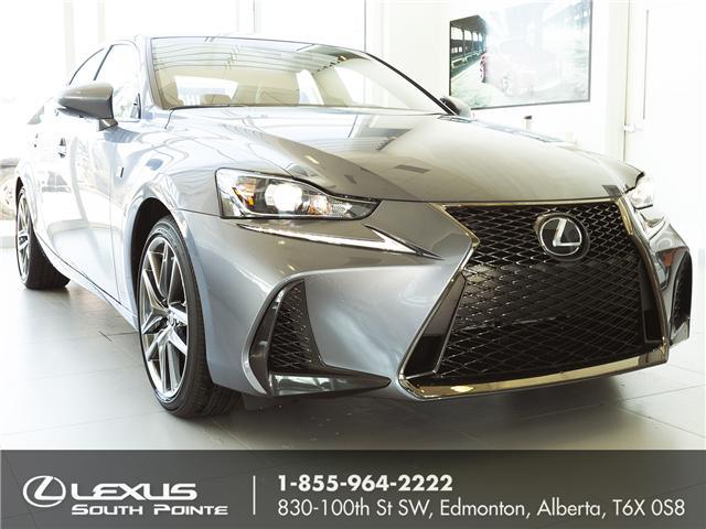 2018 Lexus IS 300 Base (Stk: L800430) in Edmonton - Image 1 of 20