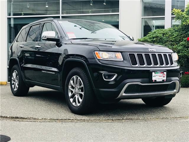 2016 Jeep Grand Cherokee Limited (Stk: EE889950) in Surrey - Image 2 of 30