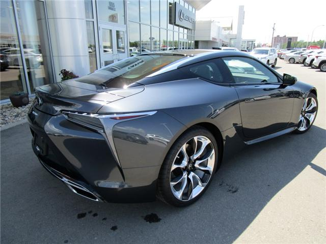 2018 Lexus LC 500 Base (Stk: 188002) in Regina - Image 10 of 43