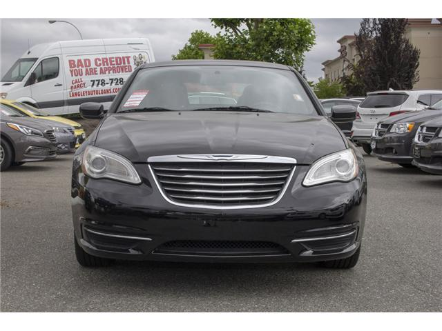 2013 Chrysler 200 LX (Stk: H827066BB) in Surrey - Image 2 of 23