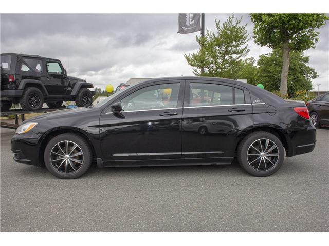 2013 Chrysler 200 LX (Stk: H827066BB) in Surrey - Image 4 of 23