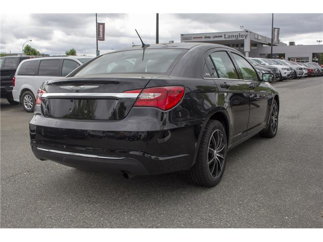2013 Chrysler 200 LX (Stk: H827066BB) in Surrey - Image 7 of 23