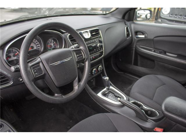 2013 Chrysler 200 LX (Stk: H827066BB) in Surrey - Image 10 of 23