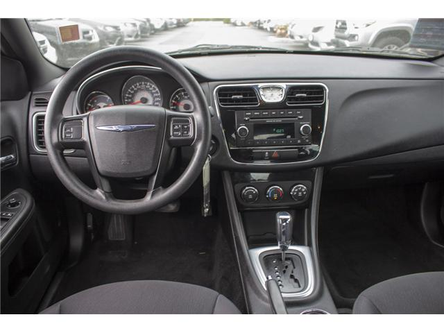 2013 Chrysler 200 LX (Stk: H827066BB) in Surrey - Image 12 of 23