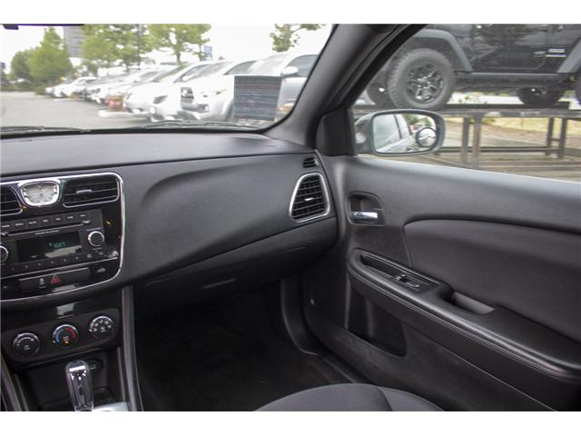 2013 Chrysler 200 LX (Stk: H827066BB) in Surrey - Image 13 of 23