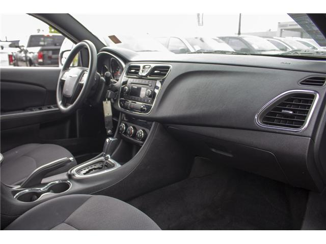 2013 Chrysler 200 LX (Stk: H827066BB) in Surrey - Image 15 of 23