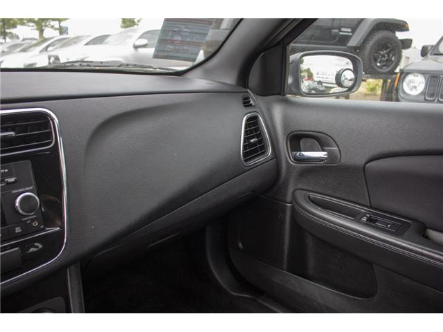 2013 Chrysler 200 LX (Stk: H827066BB) in Surrey - Image 22 of 23