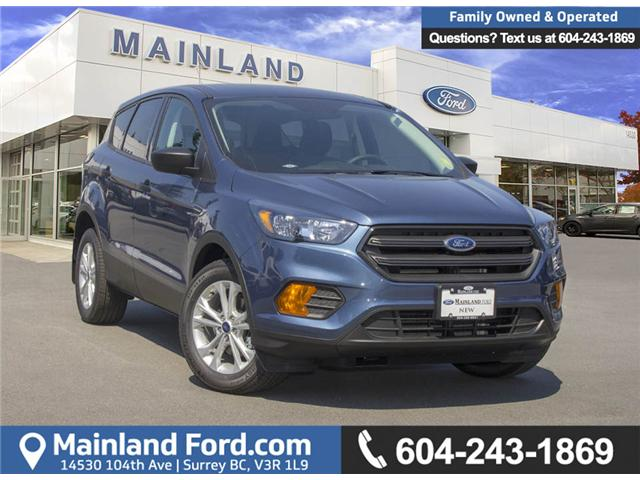 2018 Ford Escape S (Stk: 8ES2245) in Surrey - Image 1 of 27